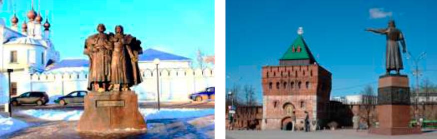 Муром – Нижний Новгород