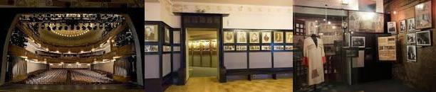 «Закулисье» Музей МХАТ и музей К.С. Станиславского